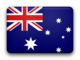 Australia fancy flag 80x60
